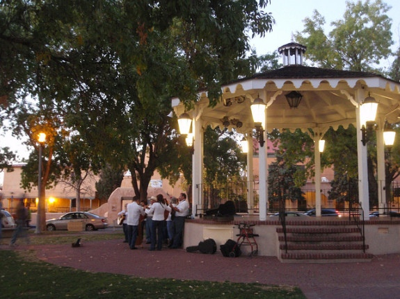 Old Town Gazebo - Sage Harrington